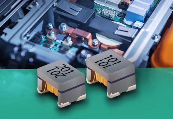Bourns新增小尺寸产品车规级共模片状电感器