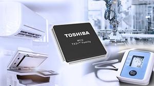东芝推出TXZ+族高级系列新款M4N组Arm Cortex-M4微控制器